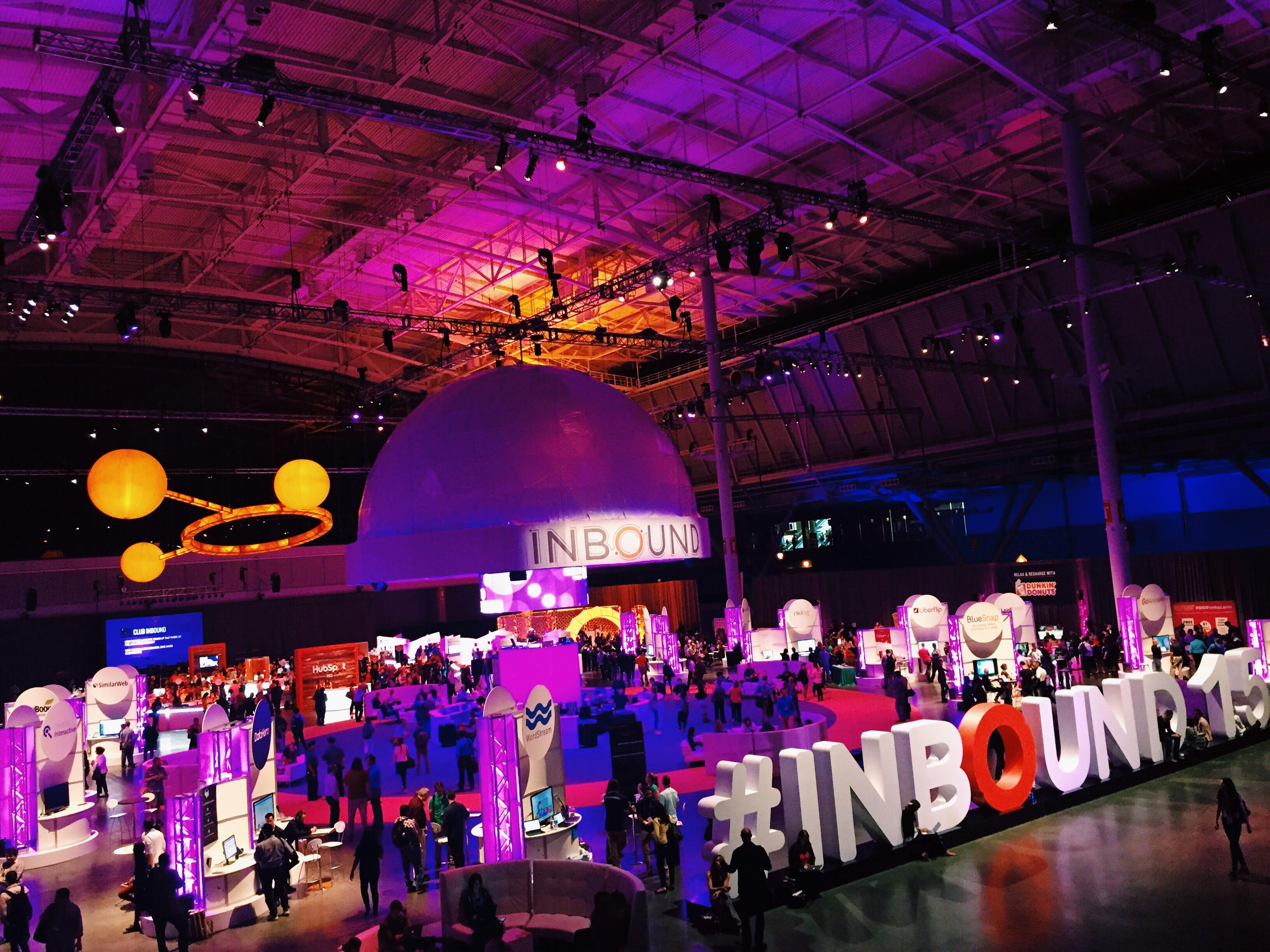 Hubspot Inbound Marketing Conference