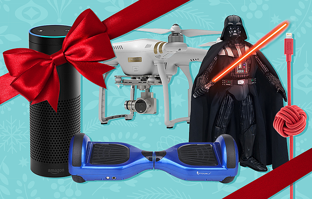 Tech Holiday Wish List