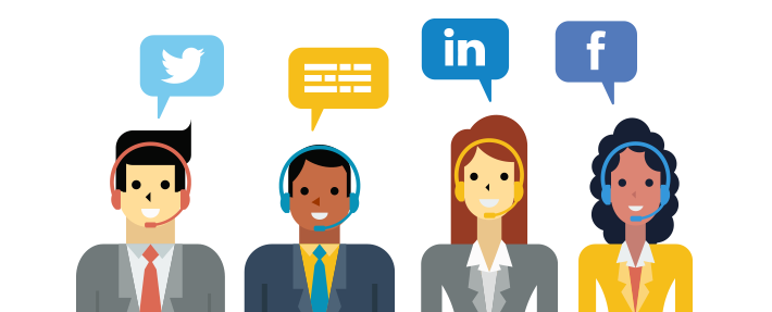 Leverage Social Media to Ramp Up Support