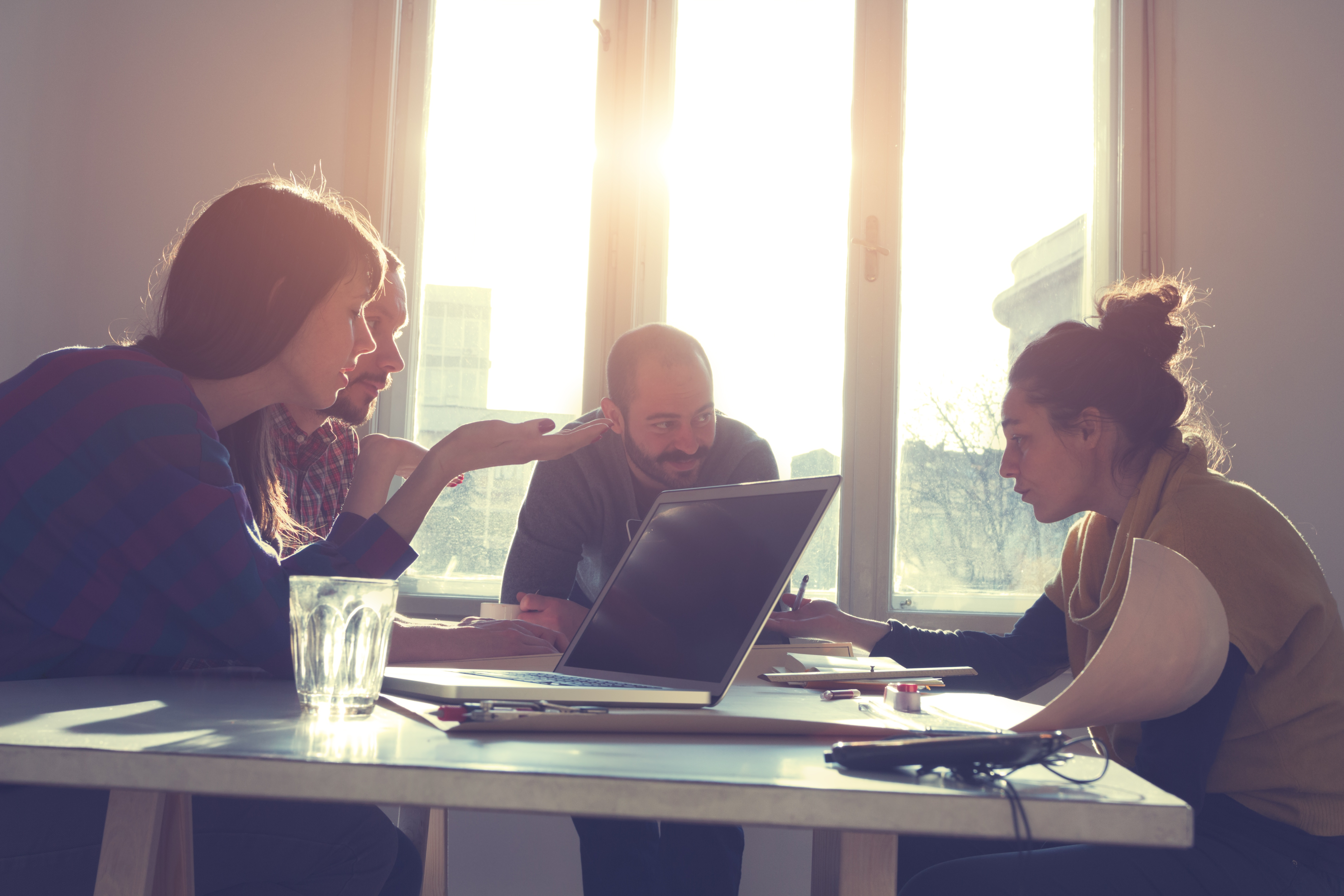 What Really Drives Employee Engagement